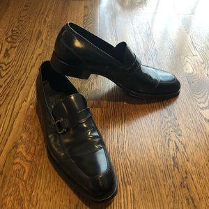Men's Size 11 Ferragamo Dress Shoes